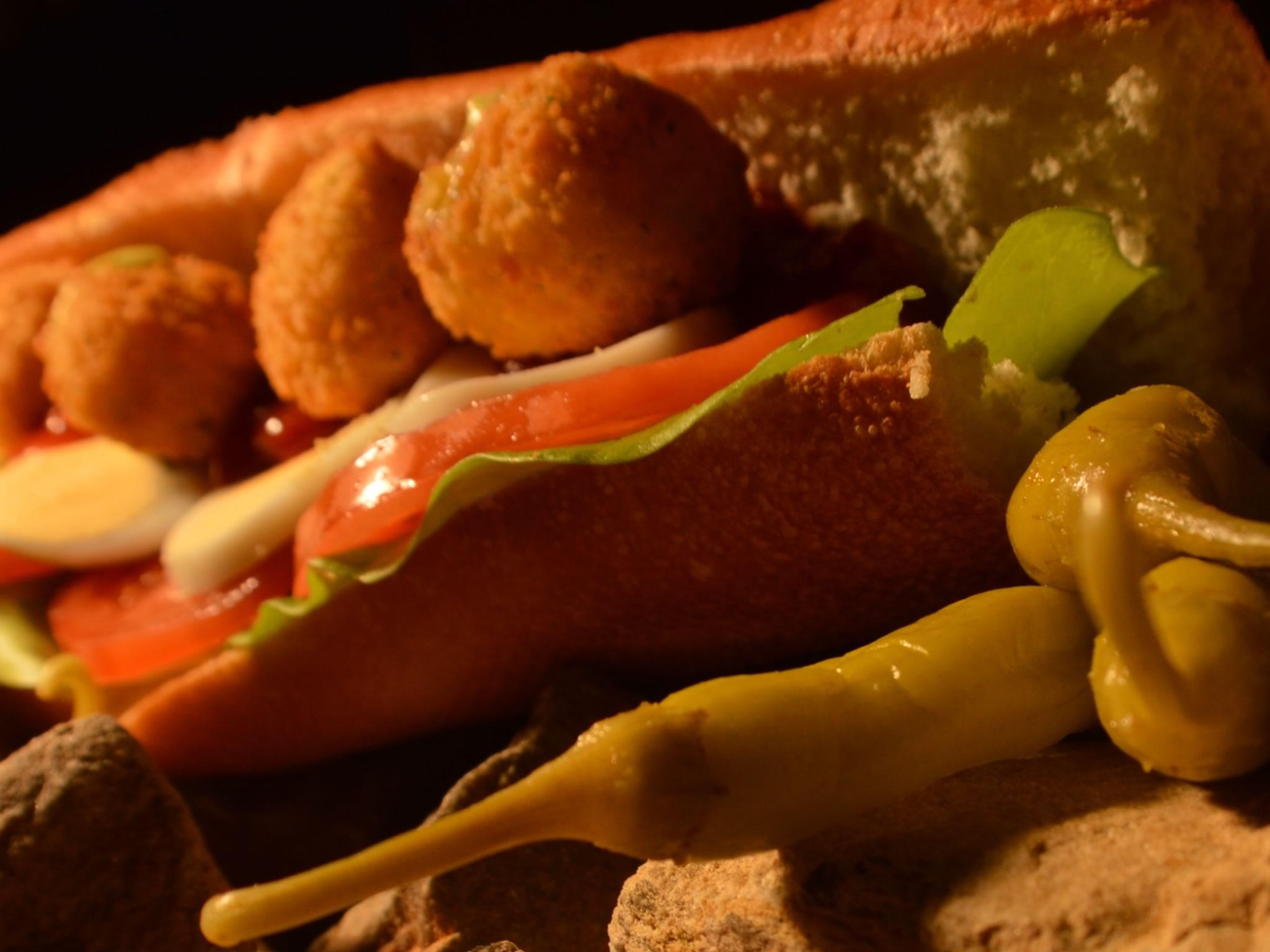 Nieuw: chilicheeseburger
