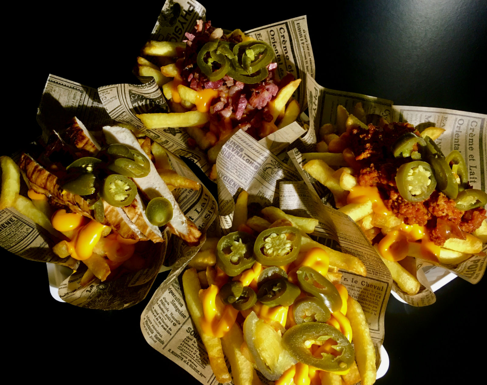 Proef onze Frenchville fries: